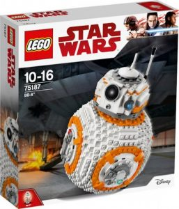 LEGO Star Wars Bb 8 (75187) ( 98.50 EUR)