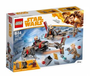 LEGO Star Wars: Cloud Rider Swoop Bikes (75215) ( 28.90 EUR)
