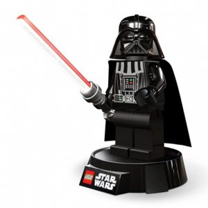 LEGO Star Wars: Darth Vader LED bureaulamp 19 cm ( 23.90 EUR)