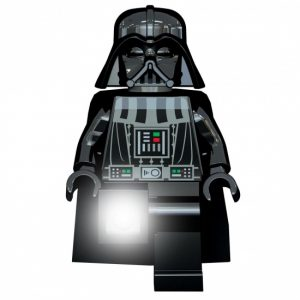 LEGO Star Wars: Darth Vader LED zaklamp 20 cm ( 18.90 EUR)