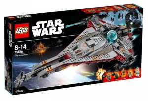 LEGO Star Wars: De Arrowhead (75186) ( 79.90 EUR)
