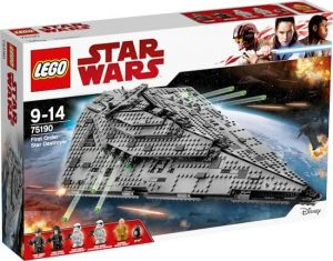 LEGO Star Wars Destroyer BB 8 (75190) ( 149.00 EUR)