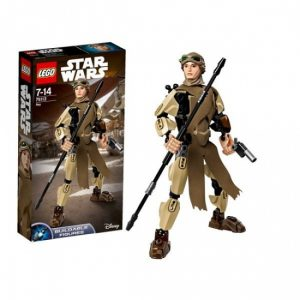 LEGO Star Wars Figures: Rey (75113) ( 13.75 EUR)