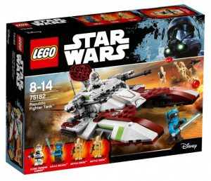 LEGO Star Wars: Republic Fightertank (75182) ( 31.45 EUR)