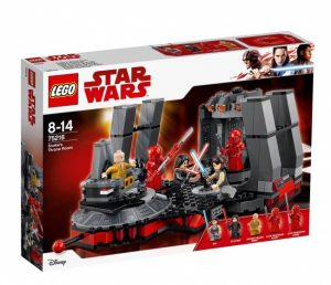 LEGO Star Wars: Snoke's Throne Room (75216) ( 74.95 EUR)
