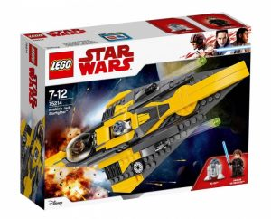 LEGO Star Wars: Starfighter (75214) ( 27.95 EUR)