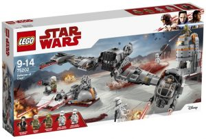 LEGO Star Wars: Verdediging Crait (75202) ( 79.95 EUR)
