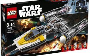 LEGO Star Wars: Y Wing Starfighter (75172) ( 71.95 EUR)