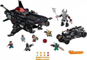 LEGO Super Heroes: Flying Fox luchtbrugaanval (76087) ( 103.95 EUR)