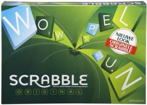 Mattel bordspel Scrabble Original (NL) (33.50 EUR) 25.00% korting