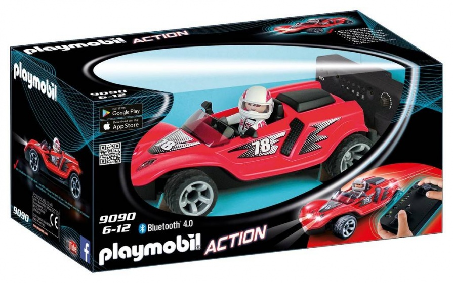 PLAYMOBIL Action: RC Rocket Racer (9090)