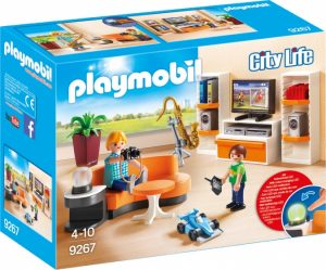 PLAYMOBIL City Life: Salon (9267) (12.85 EUR)