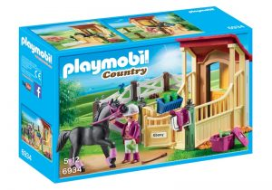 PLAYMOBIL Country Arabier met paardenbox (6934) (16.85 EUR)