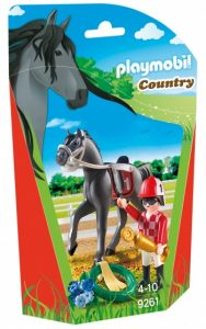 PLAYMOBIL Country: Jockey (9261) (8.10 EUR)