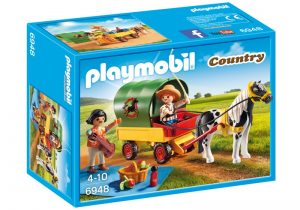 PLAYMOBIL Country: Picknick met ponywagen (6948) (9.90 EUR)
