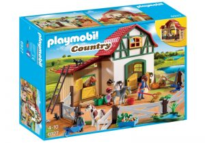 PLAYMOBIL Country: Ponypark (6927) (42.95 EUR)
