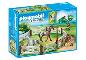 PLAYMOBIL Country paardenweide (6931) (15.95 EUR)