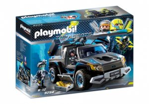PLAYMOBIL Dr. Drone's 4×4 (9254) (34.00 EUR)