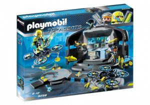 PLAYMOBIL Dr. Drone's commandocentrum (9250) (59.95 EUR)