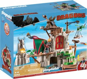 PLAYMOBIL Dragons: Berk (9243) (114.99 EUR)