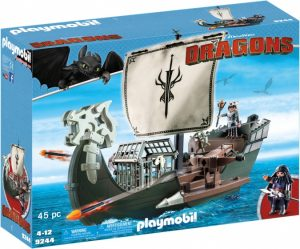 PLAYMOBIL Dragons: Drako's Schip (9244) (40.95 EUR)