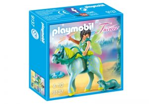 PLAYMOBIL Fairies: Waterfee met paard (9137) (5.45 EUR)