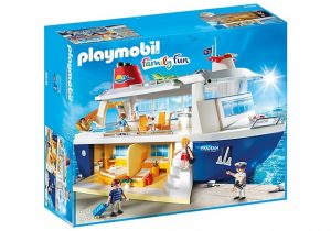 PLAYMOBIL Family Fun: Cruiseschip (6978) (109.95 EUR)