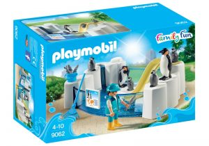 PLAYMOBIL Family Fun: Pinguïnverblijf (9062) (13.50 EUR)