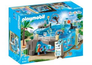 PLAYMOBIL Family Fun: Zee aquarium (9060) (51.45 EUR)
