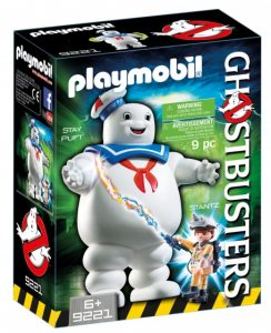 PLAYMOBIL Ghostbusters: Stay Puft Marshmallow Man (9221) (18.25 EUR)