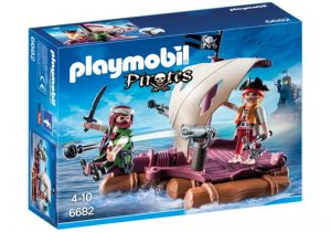 PLAYMOBIL Pirates: Piratenvlot (6682) (13.90 EUR)