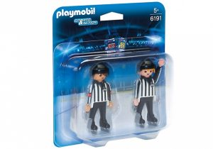 PLAYMOBIL Sport & Action: Hockey scheidsrechters (6191) (4.50 EUR)