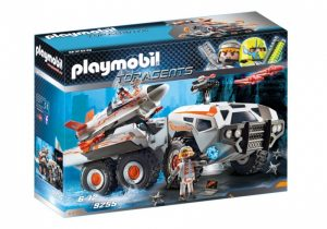 PLAYMOBIL Spy Team Gevechtstruck (9255) (56.95 EUR)