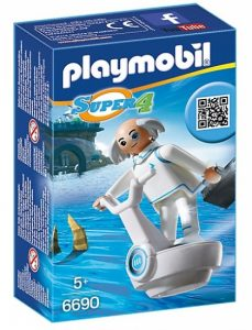 PLAYMOBIL Super 4: Professor X (6690) (4.50 EUR)