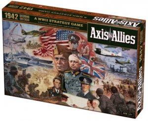 Panini Axis and Allies: 1942 2nd Edition (54.95 EUR) 31.00% korting