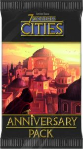 Repos Production 7 Wonders: Cities anniversary pack (en) (5.90 EUR) 26.00% korting