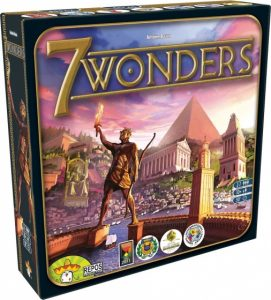 Repos Production bordspel 7 Wonders (NL) (33.75 EUR) 23.00% korting