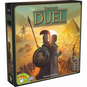 Repos Production gezelschapsspel 7 Wonders: Duel (19.90 EUR) 31.00% korting