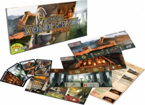 Repos Production gezelschapsspel 7 Wonders: Wonder Pack (9.90 EUR) 34.00% korting