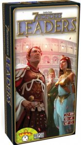 Repos Production uitbreiding 7 Wonders Leaders (17.90 EUR) 32.00% korting