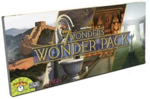 Repos Production uitbreiding 7 Wonders Wonder Pack (7.99 EUR) 50.00% korting