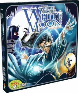 Repos Production uitbreiding Ghost Stories: White Moon Expansion (26.90 EUR) 25.00% korting