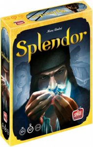 Space Cowboys bordspel Splendor (NL) (22.95 EUR) 30.00% korting