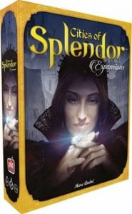 Space Cowboys uitbreiding Splendor Cities of Splendor (23.90 EUR) 27.00% korting