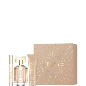 THE SCENT GESCHENKSET EAU DE PARFUM + BODYLOTION + TRAVEL SPRAY (71.90 EUR)