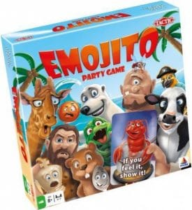 Tactic bordspel Emojito (8.75 EUR) 55.00% korting