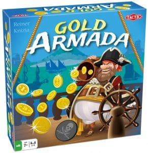 Tactic bordspel Gold Armada (11.75 EUR) 45.00% korting