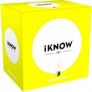 Tactic gezelschapsspel iKnow mini: Innovation (8.50 EUR) 43.00% korting