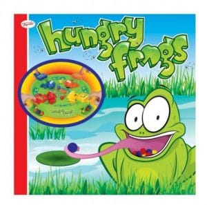 Toyrific hungry frogs gezelschapsspel (19.50 EUR) 50.00% korting