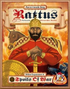 White Goblin Games Rattus mini uitbreiding 2: Spoils of War (9.85 EUR) 27.00% korting